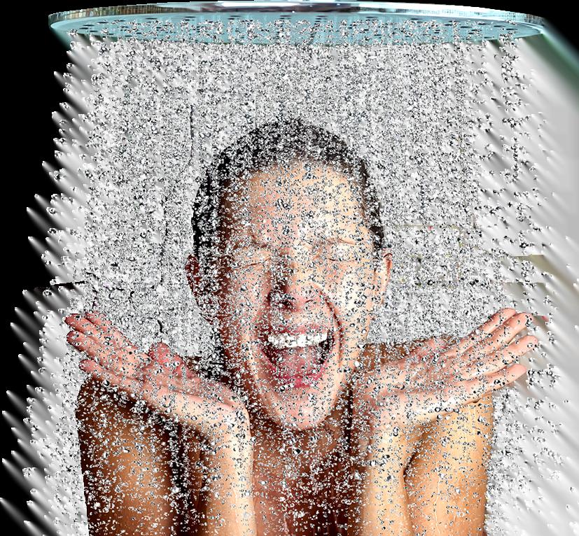 Jeuk na het douchen – Total Reset